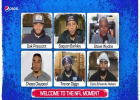 Rookie Roundtable: 'Welcome to the NFL' moments