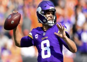 Kirk Cousins' best passes from 351-yard day   Week 1