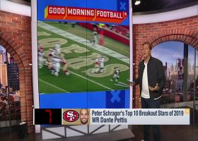 Peter Schrager reveals who he thinks will be San Francisco 49ers' WR1 in 2019