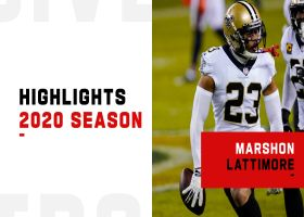 Marshon Lattimore highlights | 2020 season