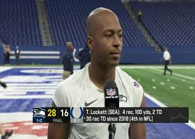 Tyler Lockett: Pre-snap adjustments were big factor in win over Colts