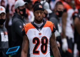 Rapoport: Joe Mixon doubtful for Week 10 vs. Steelers