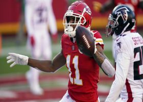 Mahomes fires 25-yard TD strike to Robinson in the clutch