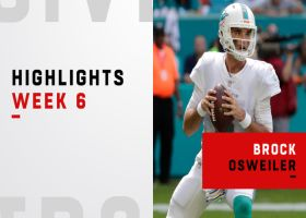Brock Osweiler fills in for Ryan Tannehill and gets the win | Week 6