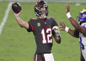 Breaking down Tom Brady's deep-passing struggles in 2020