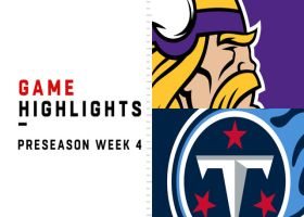 Titans vs. Vikings highlights | Preseason Week 4