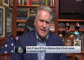 Steve Mariucci reflects on Chris Doleman's legacy on and off the field