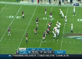 Chargers' double-pass attempt with Philip Rivers, Tyrod goes awry
