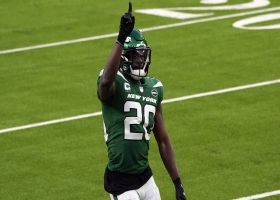 Should Jets sign Marcus Maye to long-term deal? | 'NFL Total Access'