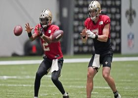 Warner weighs in on Jameis Winston-Taysom Hill QB debates