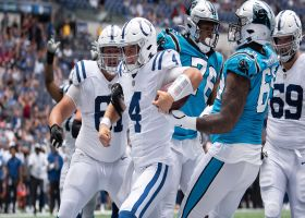 Every play by Sam Ehlinger from NFL debut | Preseason Week 1