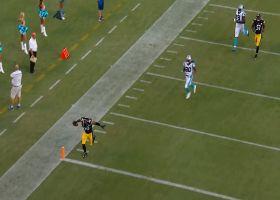 Can't-Miss Play: Steelers LB turns strip-sack into 88-YARD TD return