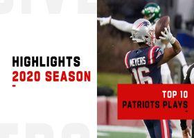 Top 10 Patriots plays | 2020 season
