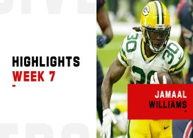 Jamaal Williams' biggest plays from 114-yard game | Week 7