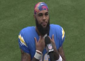 Keenan Allen breaks down Chargers' first win at SoFi Stadium