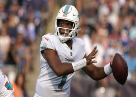 Wyche: Why Dolphins are 'different team' with Tagovailoa in '21