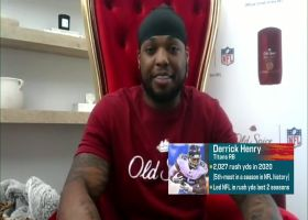 Derrick Henry: Titans are 'very motivated' to reach Super Bowl LVI