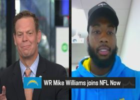 Mike Williams discusses Chargers' 4-1 start under Brandon Staley