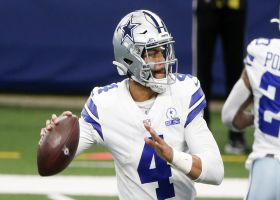 McGinest: Dak Prescott will lead NFL in pass yards in 2021 season