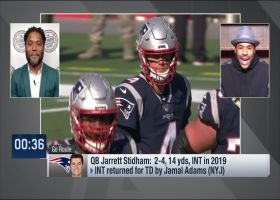 Mike Rob makes stats predictions for Stidham, Pats in 2020