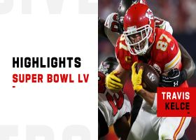 Every Travis Kelce catch from 133-yard game | Super Bowl LV