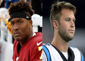 Redskins Roster Reset: Haskins, Allen benefiting from presence of Smith