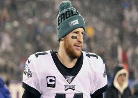 Brandt: Wentz is a 'top five' QB in the NFL