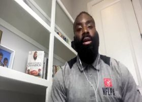 NAACP Virtual Town Hall: Demario Davis shares how athletes are finding their voices