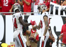 Mike Evans' filthy route leads to his first TD of 2021