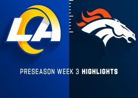 Rams vs. Broncos highlights | Preseason Week 3
