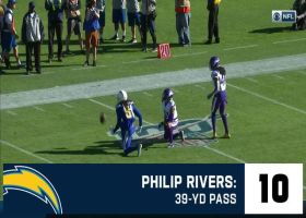 Philip Rivers' top 10 throws | 2019 season