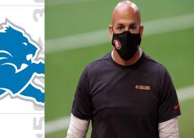 Dan Hanzus reveals his favorite to land Lions' head coach job