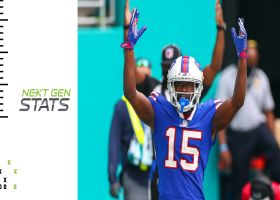 Next Gen Stats: Bills' top 5 plays at midseason