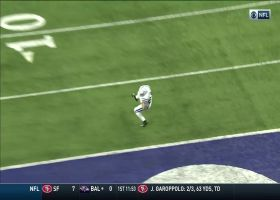 Jack Doyle sneaks through Titans' secondary for 21-yard TD