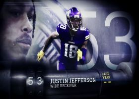 'Top 100 Players of 2021': Justin Jefferson | No. 53