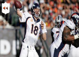 Broncos' Top 5 plays vs. Raiders | NFL Throwback