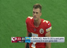 Harrison Butker says Chiefs team still has a chip on their shoulder