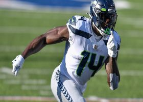 Nick Shook: Why Seahawks have NFL's No. 1 WR corps so far in 2020