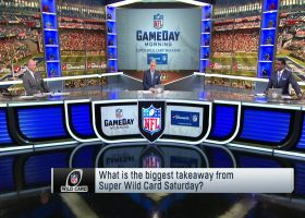 'NFL GameDay Morning': Biggest takeaways from Super Wild Card Saturday