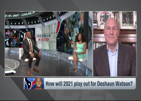 McGinest, Pioli agree on how Watson's offseason fate will unfold