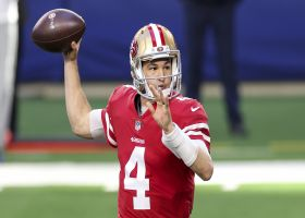 Garafolo: Nick Mullens may need Tommy John surgery after 2020 season