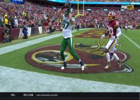 Darnold extends the play to deliver 20-yard TD toss to Daniel Brown