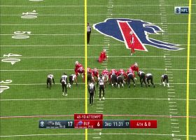 Stephen Hauschka hits 48-yard field goal