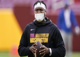 Wyche: Haskins may not be with a new team until summer 2021