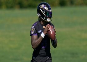 Garafolo: Lamar Jackson tests positive for COVID-19 for second time