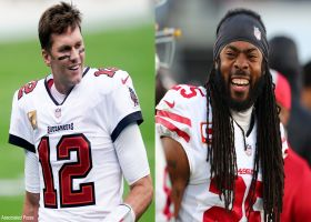 Garafolo: Brady, Sherman have been talking 'directly for a couple of weeks now'