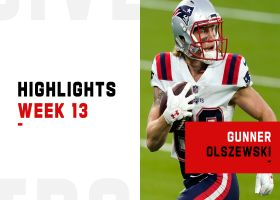 Gunner Olszewski's most explosive days from 2-TD day | Week 13