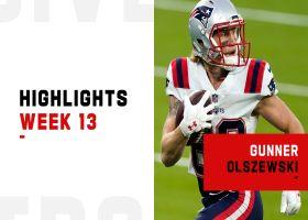 Gunner Olszewski's most explosive days from 2-TD day | Week 13