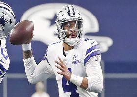 PFF's George Chahrouri: Cowboys should tag-and-trade Dak Prescott