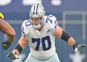 Rapoport provides injury updates on Zack Martin, Cam Erving